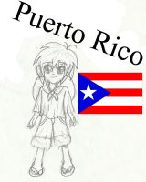 Americas' children: Puerto Rico by chi171812