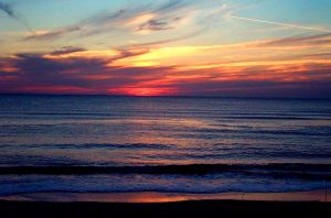 Florida Sunset 2 by gincon