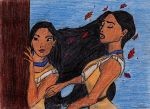 Pocahontas by CandyDog