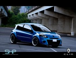 Renault Clio - SHP by shappass