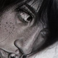 Dismay - Drawing Detail by Sheloize