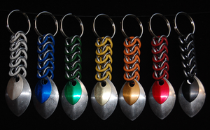 Scale Key-Chains 2 by GreenArrowDB