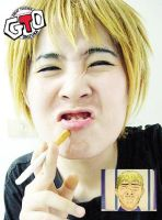 Great Teacher Onizuka by r-kira