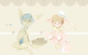 Softies Adopts 1 .:Closed:. by Pieology
