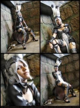 Fran from FF 12  Cosplay by JO by Karafactory