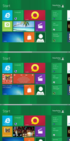 Windows8 tile for CD Art Display by PeterRollar