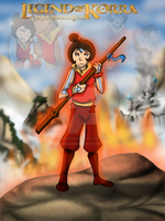 LOK: The Last Airbending Master *SPOILERS by Cynderthedragon5768