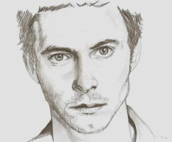 Harry Lloyd by Junjeeaieyu