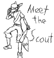 Meet the scout by R-MK