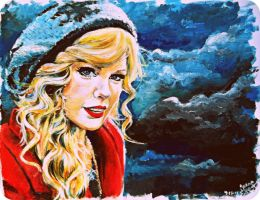 Taylor Swift by Elizabeth-H