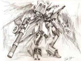 More mecha Pencil by Tsuranga