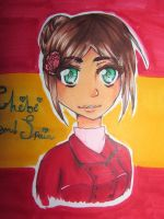 Fem Spain by eevee-fans12