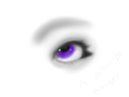 OMG I DREW A EYE by XxMechanicalArtistxX