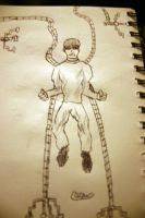 Doctor Octopus by stick-man-11