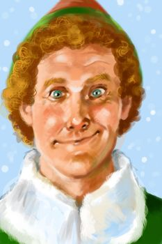 Buddy the Elf by aberry89