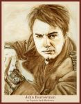 John Barrowman by strryeyedreamr27