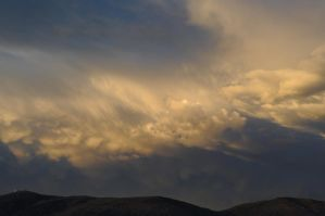 Tenebrious Clouds by chibiamy