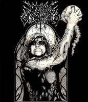 Infernal Stronghold tourshirt by Mullduggery
