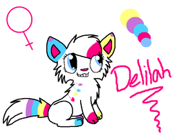 Delilah ref by delilah-the-kitty