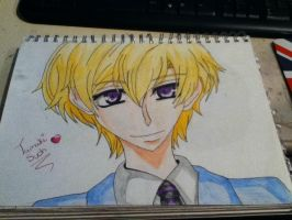 Tamaki Suoh by sonic-chic1