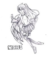 Vocaloid Neru by Lexy-06