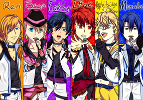 Uta no prince sama bookmarks by groncaloncia
