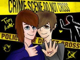 Partners In Crime by Wolfief