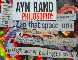 The Gospel According to Ayn Rand by KeswickPinhead
