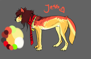 Jess reference by Rinermai
