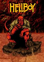 Hellboy 2004 by mdavidct
