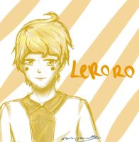 TOWER OF GOD PRIZE [2ND] LERORO by otakujeanette