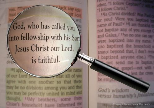 magnify Your Name by ServantofJesus