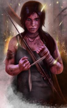 Tomb Raider by Micha-vom-Wald
