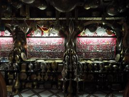 a store in the medina by wam17