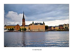Stockholm cityscape 5 by Geert1845
