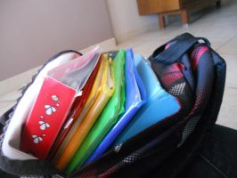 a rainbow in my bag by Aaloka