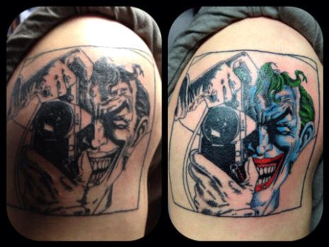 Joker by Drewgovan
