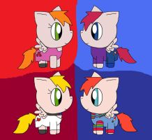 Seed Of Chucky Mlp Forms by pokemonlpsfan