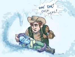 Frozen by chill13
