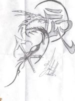 one of my tat designs 4myself by driller88