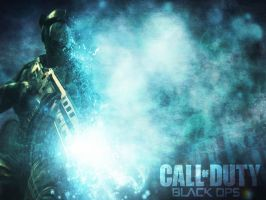 Call Of Duty Black Ops 2 - Wallpaper by SottoPK