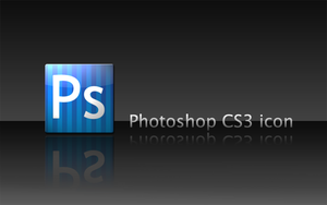 Adobe Photoshop CS3 icon pack by OloUnited