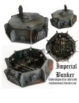 40k imperial bunker by richardsymonsart