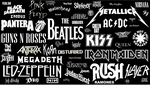 My Favourite Bands by MasterOfPuppets86
