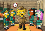 The Simpsons: ADYL Promo - Season 1, Episode 4 by The-Quill-Warrior