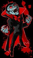 Slappy the Vampire by PlayboyVampire