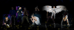 BigBang encore in Singapore by pen-point
