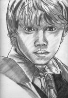 Ron Weasley by alice-castiel