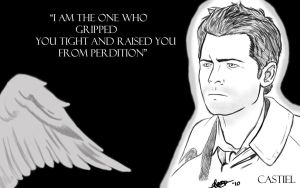 Castiel by FactionFighter