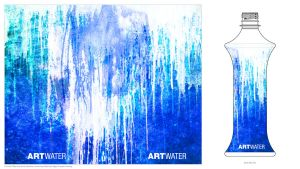 Art Water Label Contest II by Teakster